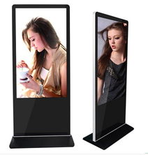 32 43 49 55 65 inch floor standing LCD digital signage advertising display