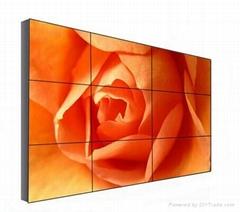 55inch 5.5mm Ultra slim Bezel LCD video wall