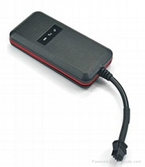 Car GPS tracker with raccurately positioning and remote cut off power