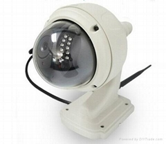 Outdoor PNP IP Camera  with HD Pan/ Tilt / Zoom