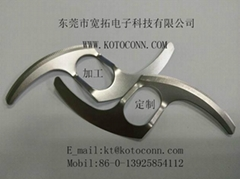 Stainless steel blade tool