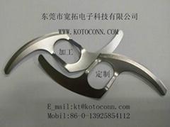 Stainless steel blade tool