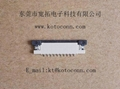 FPC 1.0PH 1.2H SLIDE TYPE TOP Contact 2