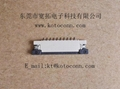 FPC 1.0PH 1.2H SLIDE TYPE TOP Contact 3
