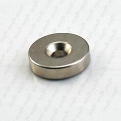 沉頭孔玩具磁鐵0.23元