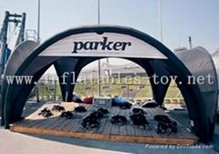 X-gloo pneumatic advertising tent(X-tent-1004)