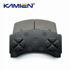 new design mercedes benz actros brake pads 29244/29245