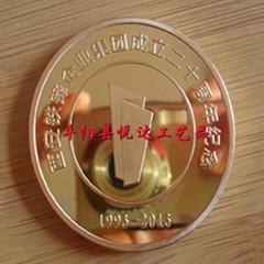 金屬紀念章