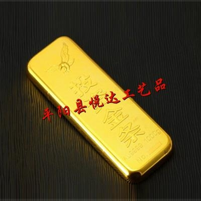 镀金金条 2
