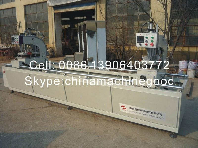 pvc window machine aluminum window machine  1