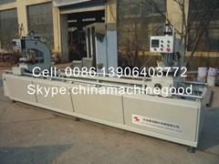 pvc window machine aluminum window machine