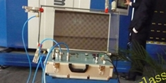 argon injection machine gas filling