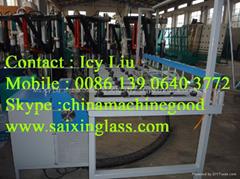 hotmelst sealant extruder machine for insulating glass machine