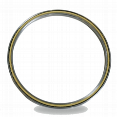 A type thin-section angular contact bearings