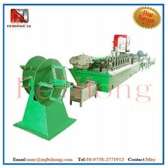 heating tube forming equipment ZG30A S/S Tube Forming Machine