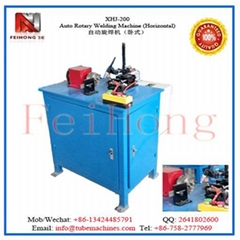 Auto Rotary Welding Machine (Horizontal)