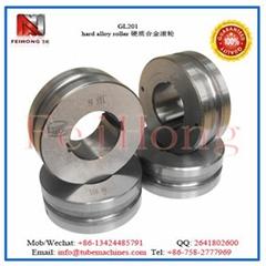 tungsten carbide roller for rolling mill machine
