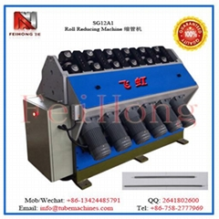 tubular heater 12 group roller shrinking machine