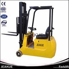 1 T standard all-electric forklift (JK8505)