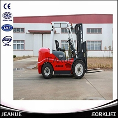 4-5T Counterbalanced Heavy Diesel Forklift