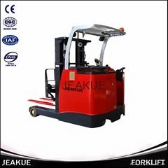 Standing forward electric forklift(JK8541)