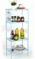 Household mini shelf
