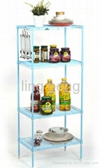 Household mini shelf