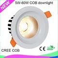 15W 1200lm CREE COB downlight