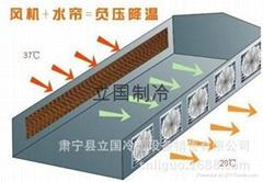 河北车间降温专用蒸发式水空调