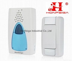 Honfeiga Wireless Doorbe