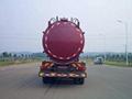 HOWO Tank Sludge Transportation Truck 2