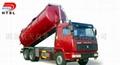HOWO Tank Sludge Transportation Truck