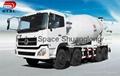 5~8M3 Cement Concrete Mixer Truck