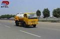 5M3 Fecal Suction Truck 4x2