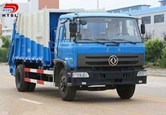 6x4 Garbage Compactor Truck for Sale