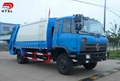 6x4 Garbage Compactor Truck for Sale 4