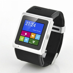 dual core 3G smart bluetooth watch phone