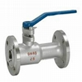 API 6D Integrated Stainless Steel Ball