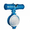 Pneumatic Flange Butterfly Valves:GB