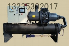 地源熱泵機組中央空調