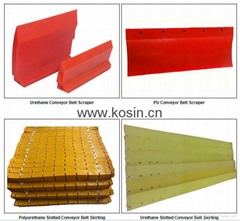 Polyurethane Conveyor Be