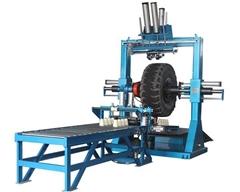 工程轮胎压胎机