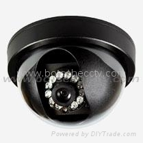 Mini Vandalproof IR dome CCTV camera