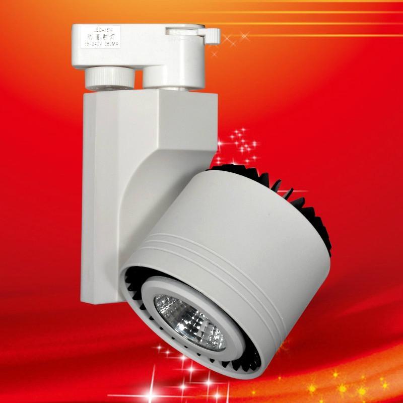 2014 newest LED COB track light 15W warranty 2years 1