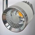 7W Aluminum LED Track Spot Light From China 2