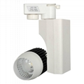 super brightness 10W COB led track light  1