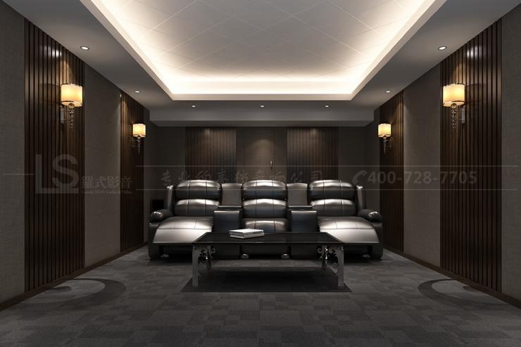 家庭影院裝修設計 4