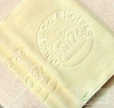 高档酒店毛巾 1