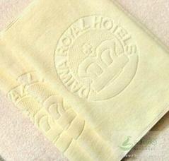 高檔酒店毛巾
