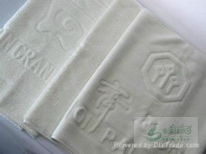 高档酒店毛巾 5
